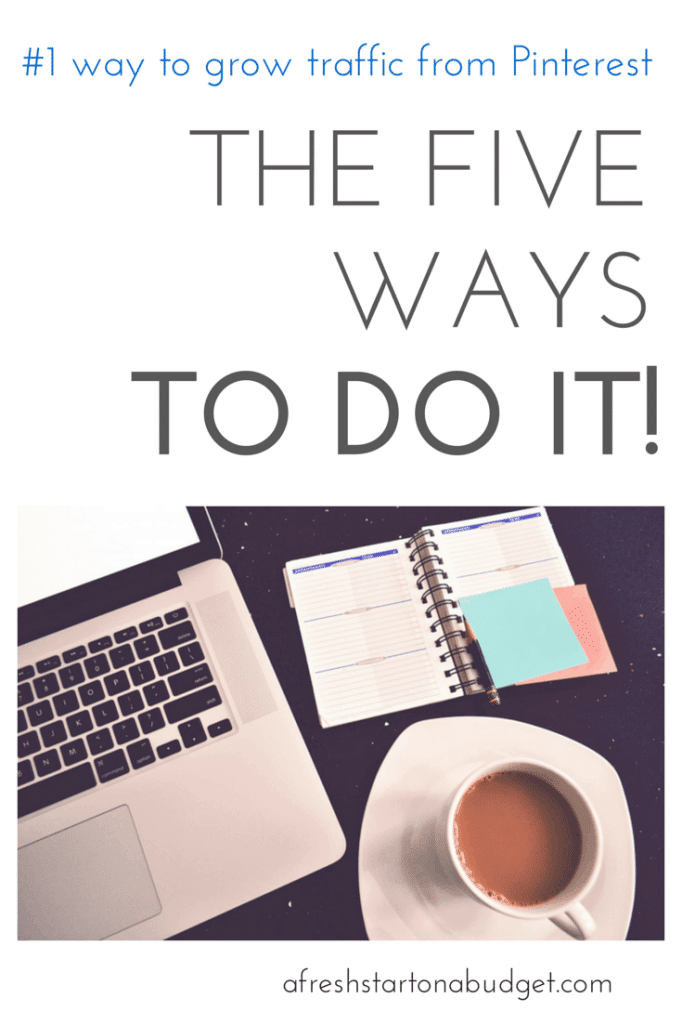 The #1 way to grow on Pinterest
