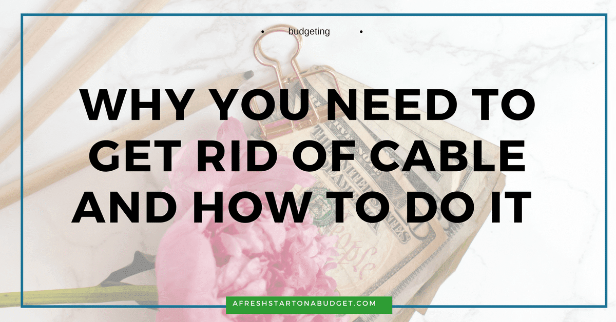 How to cut cable to save money without sacrificing