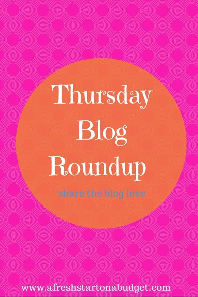 Thursday Blog Roundup-3