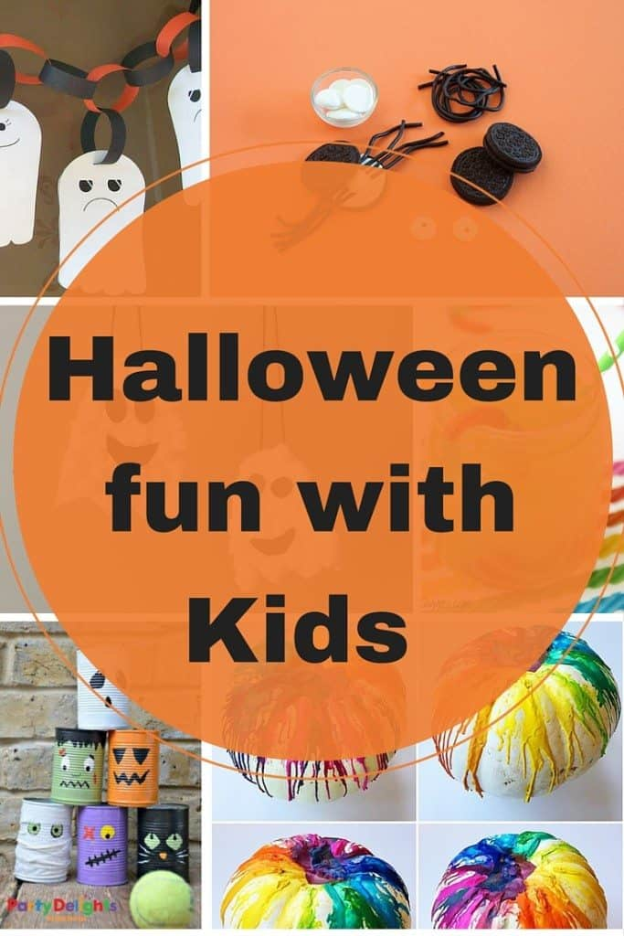 Halloween Fun with Kids