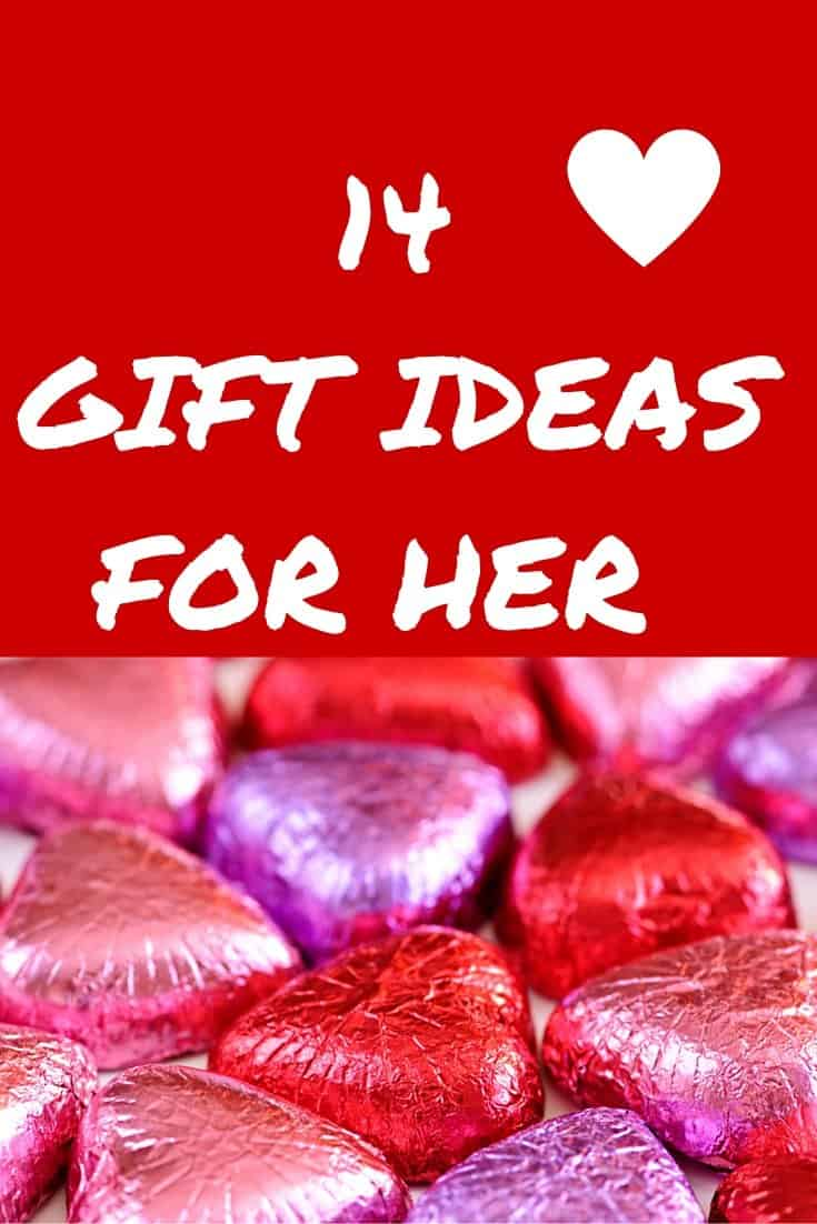14 Gift ideas for hern that are perfect for Valentine's Day, birthday, anniversary or whenever