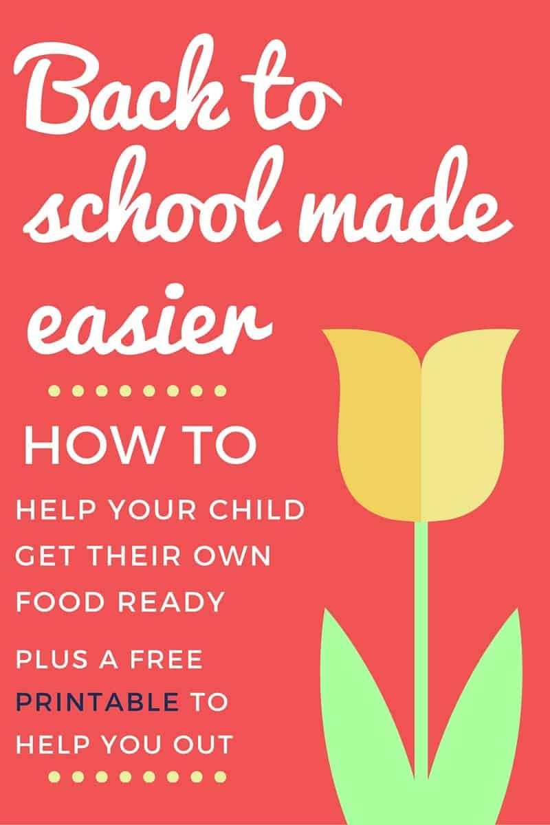 Ad: Making back to school time a little simpler