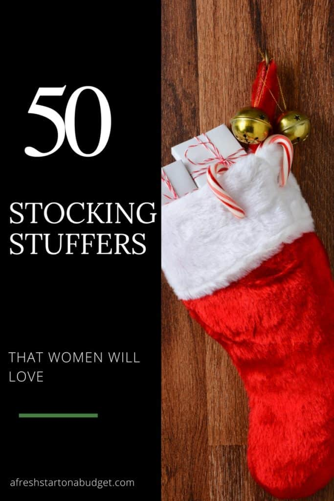 Stocking Stuffers that women will love