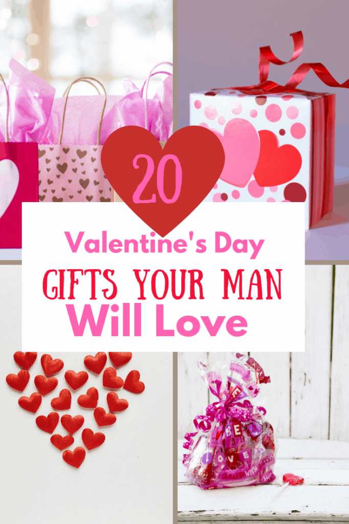 20 Valentines Day Gifts your Man will love