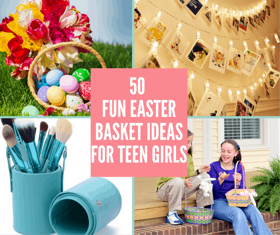 50+ fun Gift Ideas for teen girls