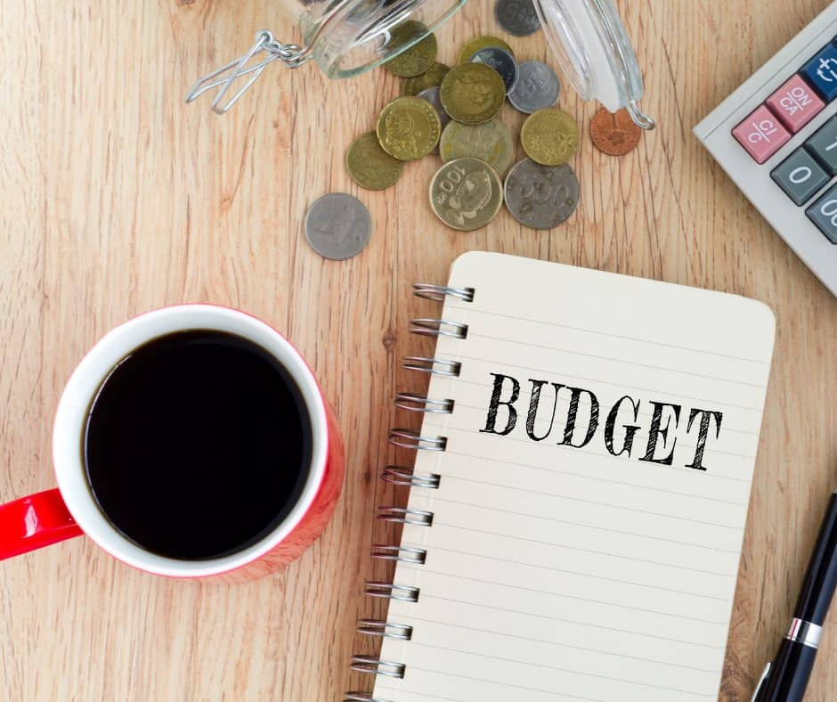 saving money by cutting costs